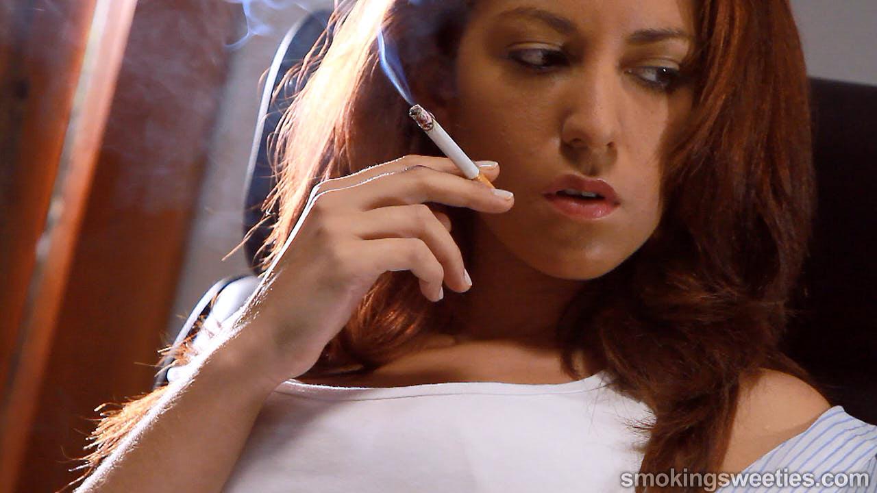 Eugenia: Desperate Smoking Habit