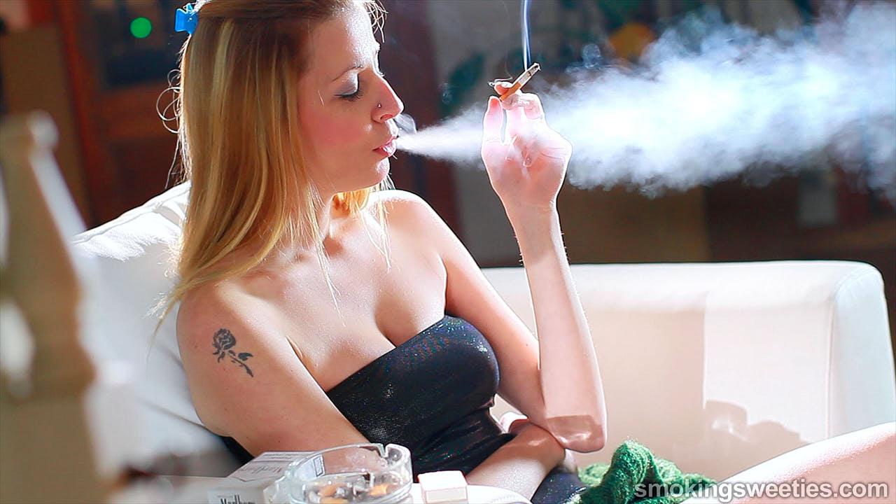 Silvia: Smoking Girl Next Door Interview