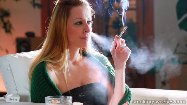 Silvia: Smoking Girl Next Door Interview