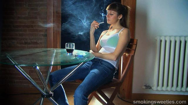 Silvia: the powerful teenager style