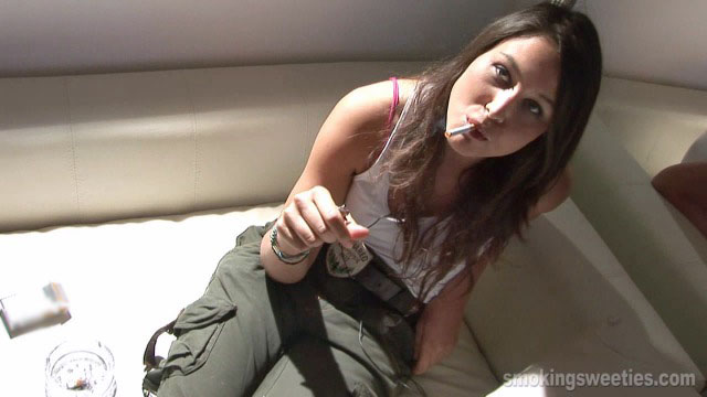 Ajda: Chain smoking model interview