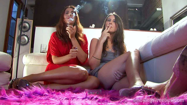 Ajda and Masha: Smoking sisters interview