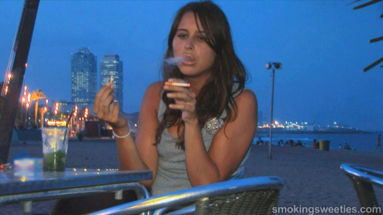 Ajda: Chain Smoking Alone