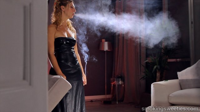 Andrea: Power Smoking