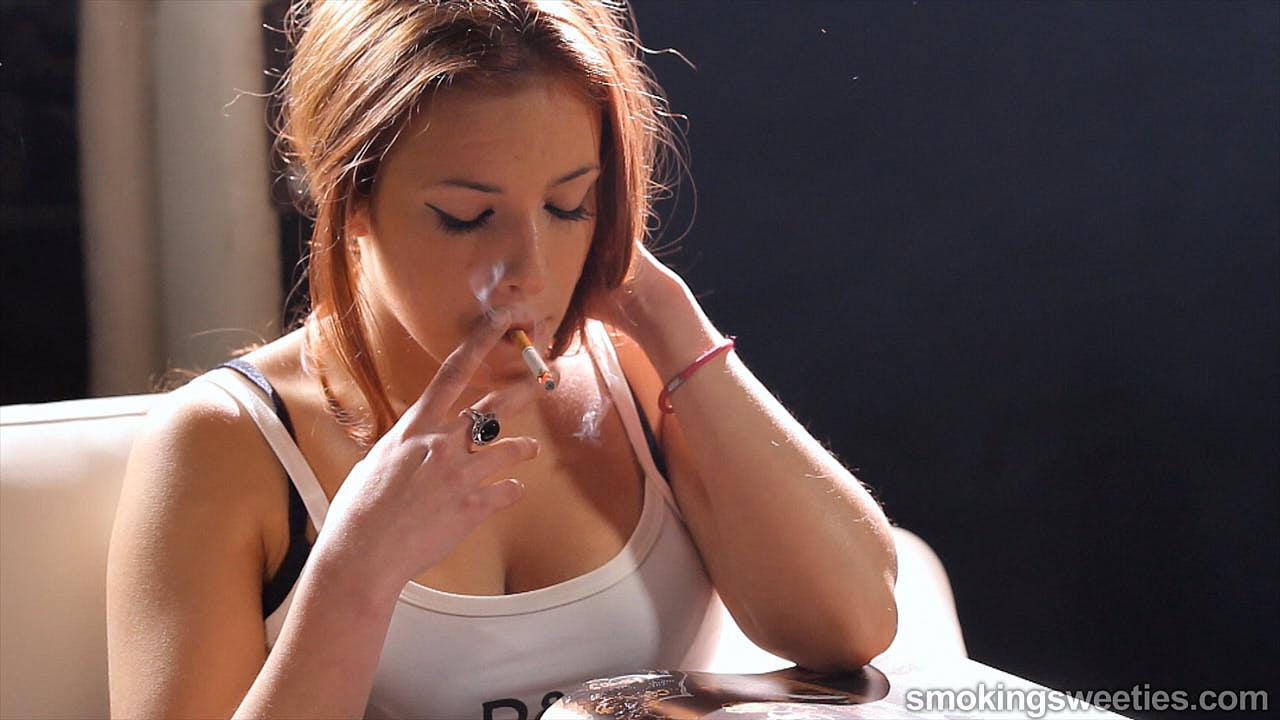 Anna.M.C.: Teenage Smoker