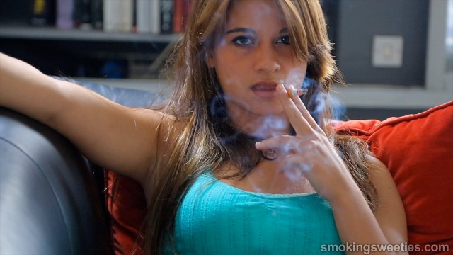 Ariadna: Smoking 9 cigarettes