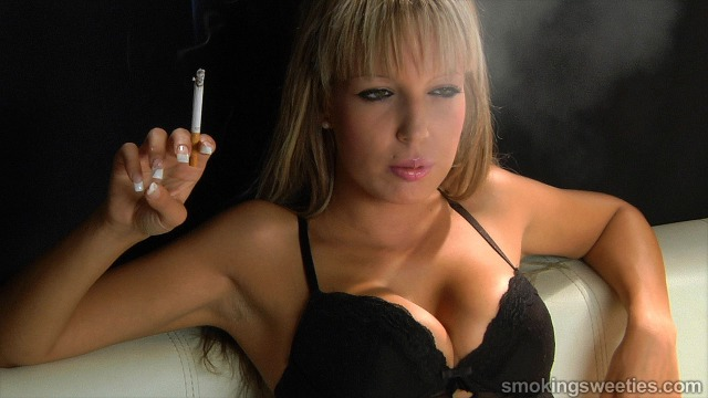 Becky: Smoking Glamour