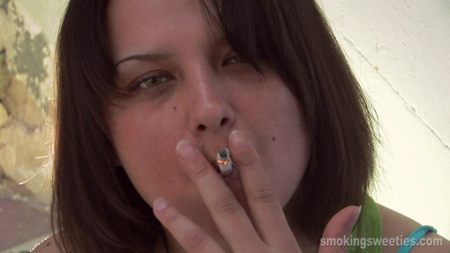 Bojana: Cigarette has become my best friend