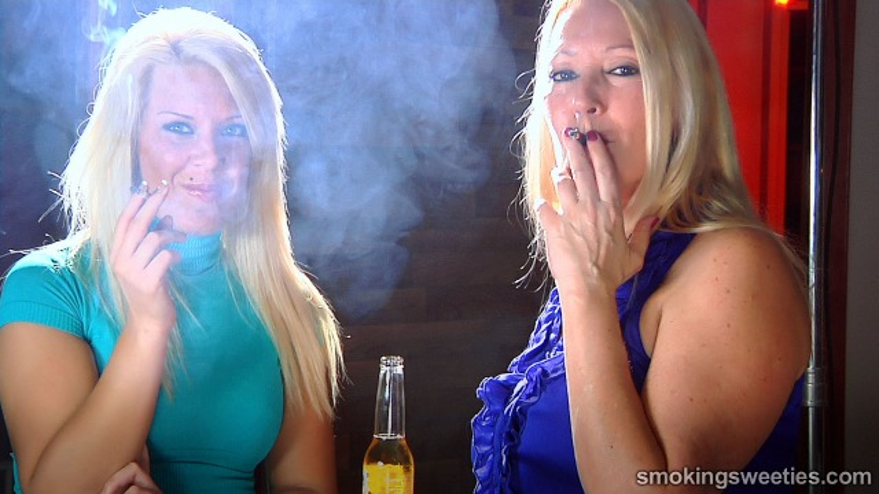 Carol: Smoking Mother and Daughter