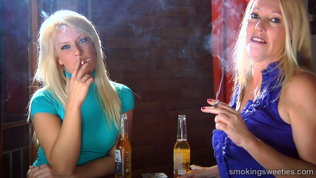 Carol: Smoking Mother and Daughter