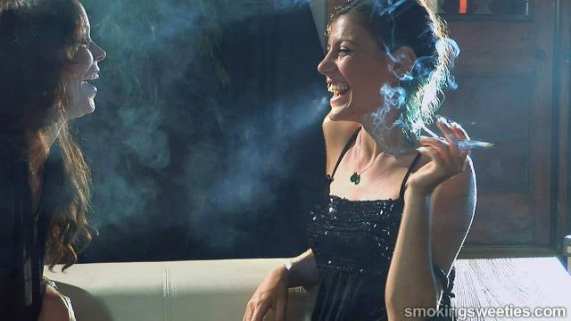 Smoking friends