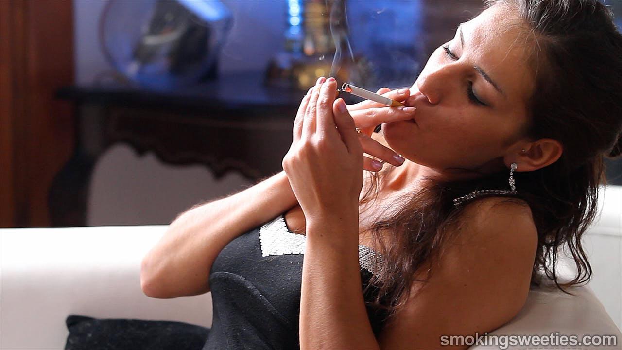 Constanza: Nur Nikotin kann sie beruhigen