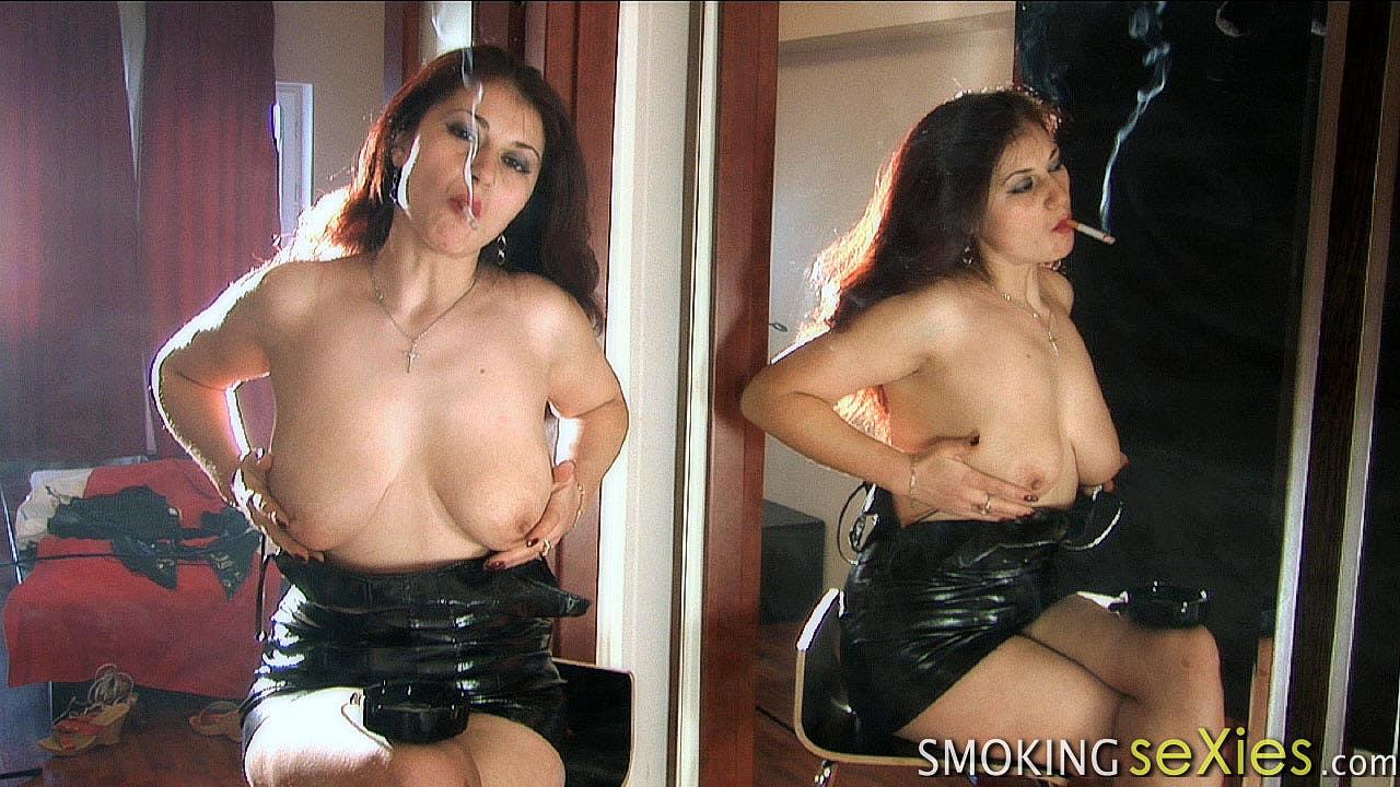 Cristina: Smoking make my breast grow up