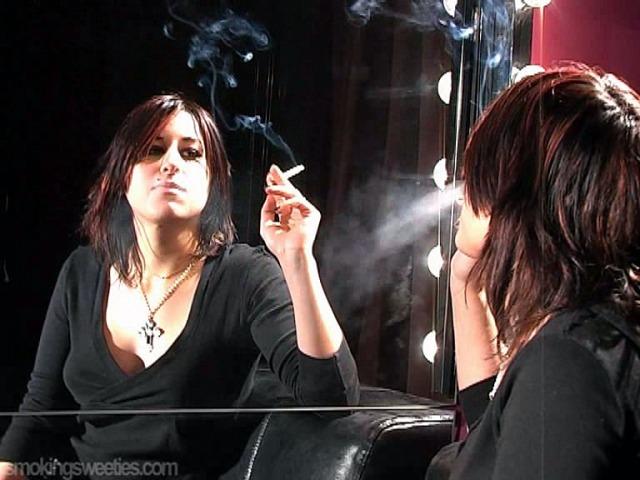 Daniela: Starting to smoke again