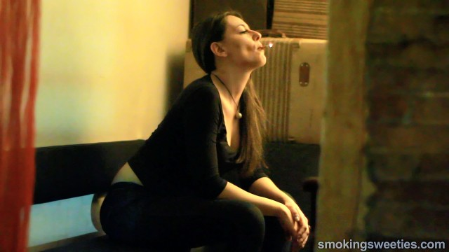 Deborah: Italian smoking woman