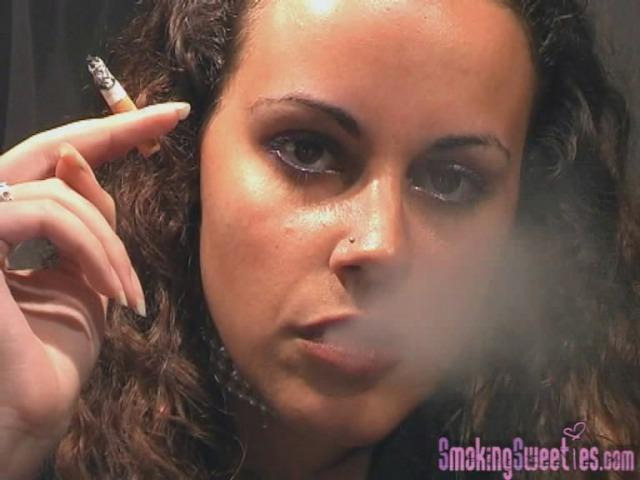 Carol Smoking 1
