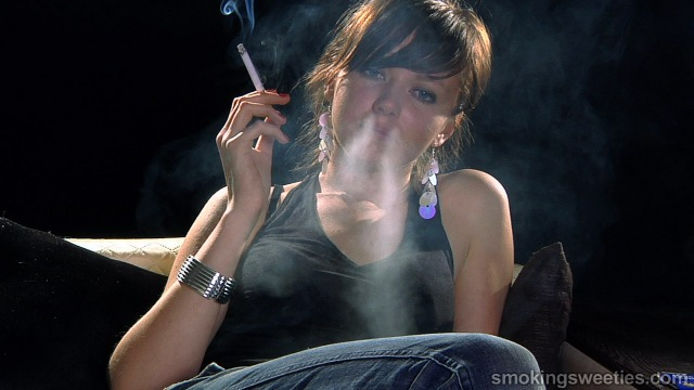 Nostril Exhales: Chain Smoking Teenager Interview