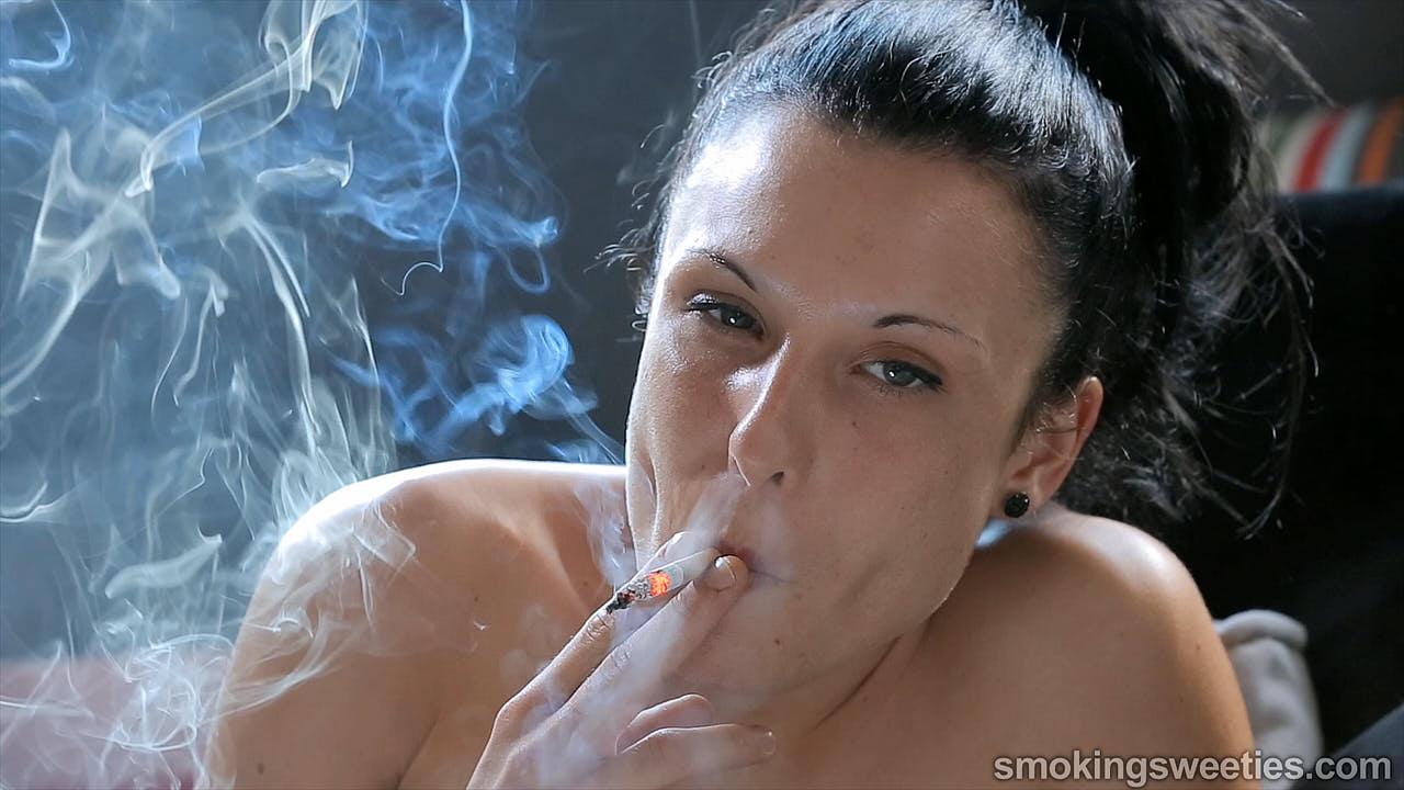 Encarni: Serious Heavy Smoking