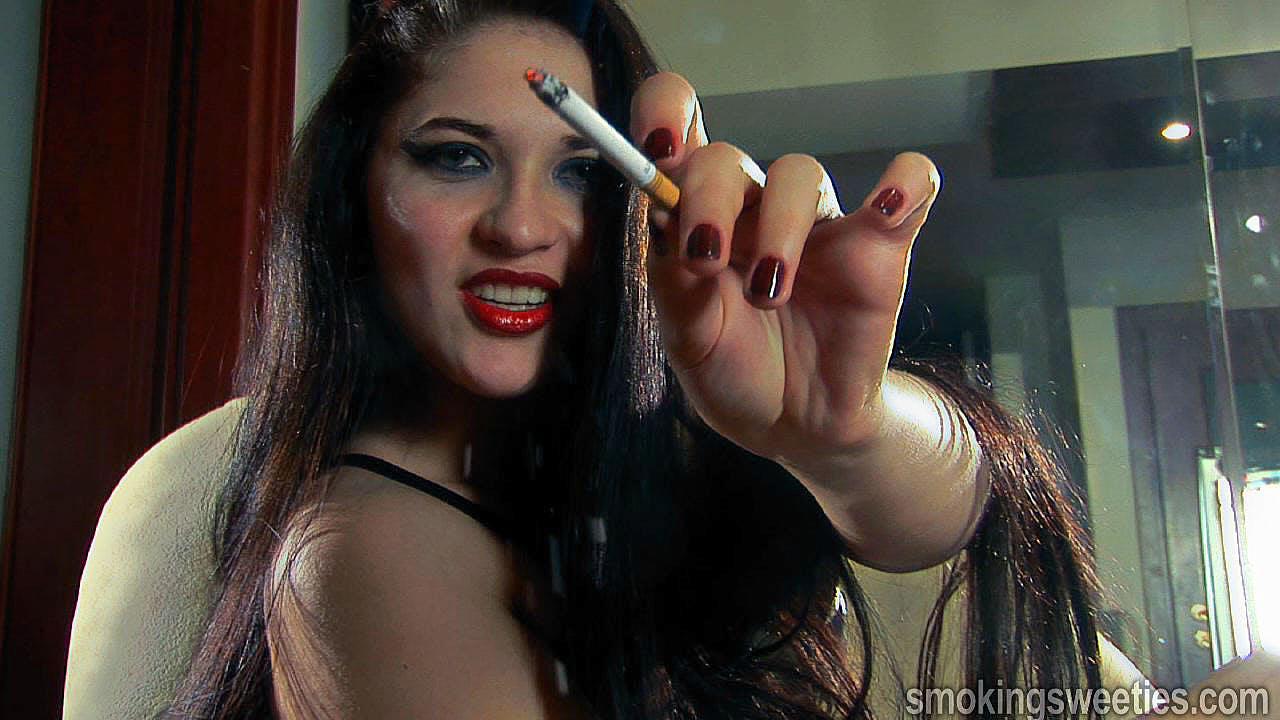 Georgiana: Cigarette is my Motherfucker
