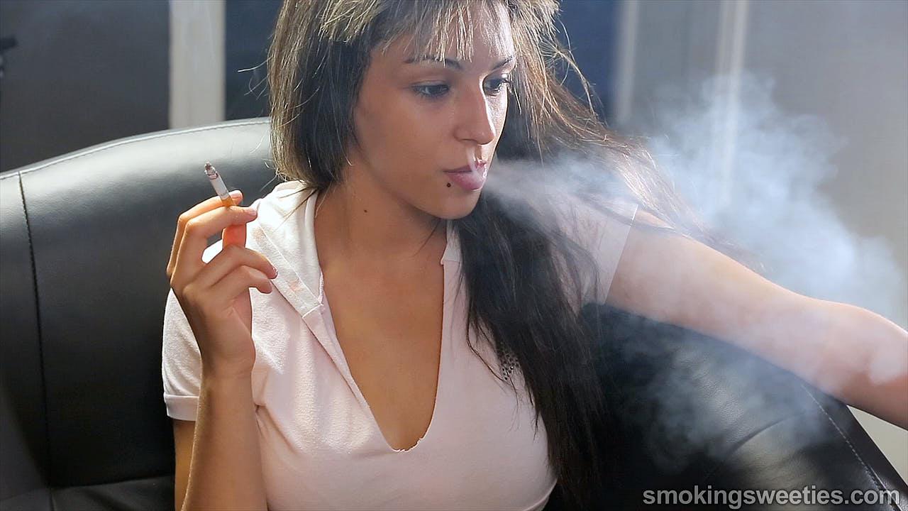 Imane: Teenage Smoker