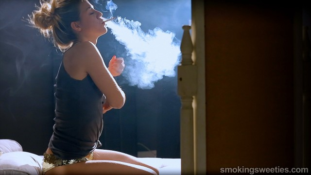 dating a heavy smoker