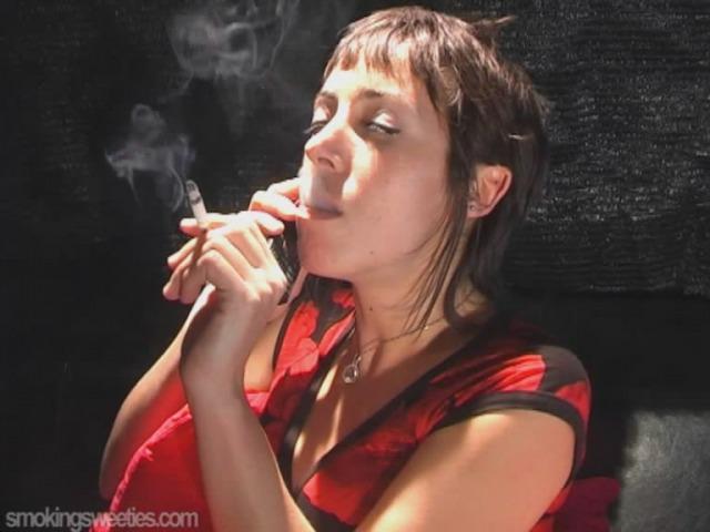 Ingeborg: Chain smoking interview