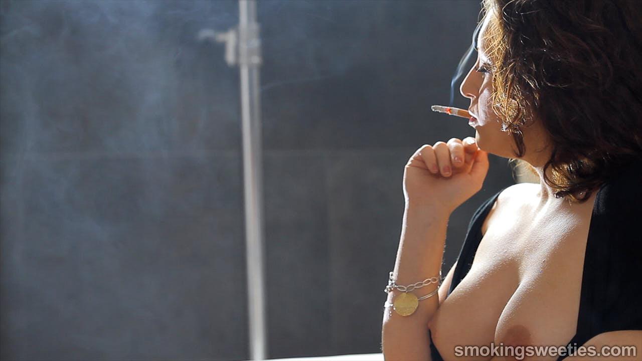 Isabel: Chain Smoking Girl