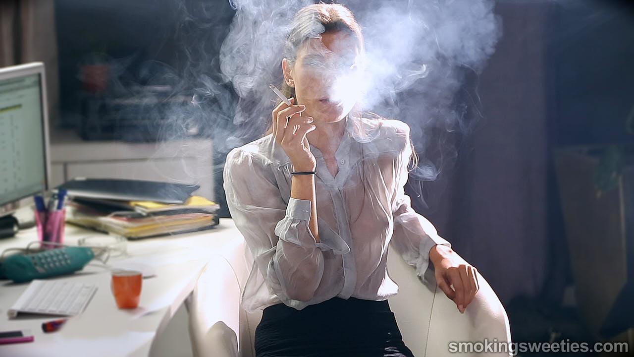 Jessi: Always full of smoke