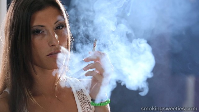 Jessi: Always full of smoke
