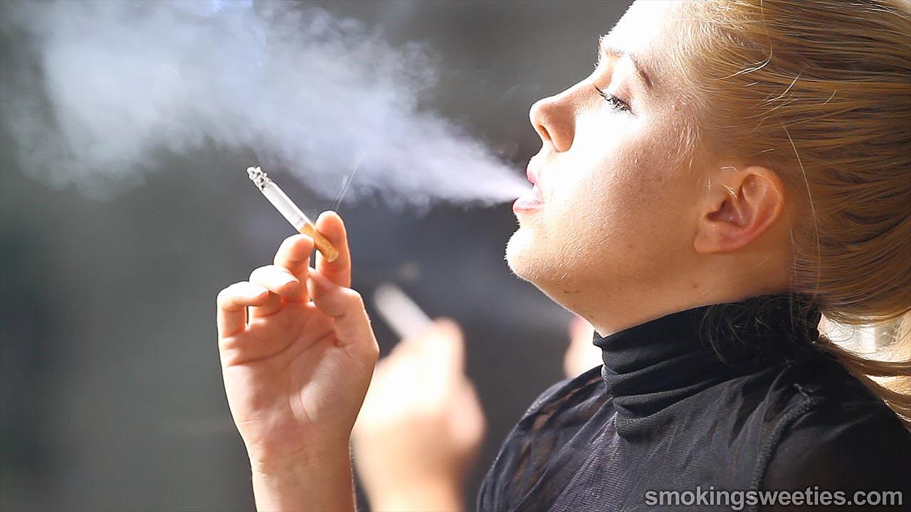 Jessica: Ihr Verlangen nach Zigaretten ist stark