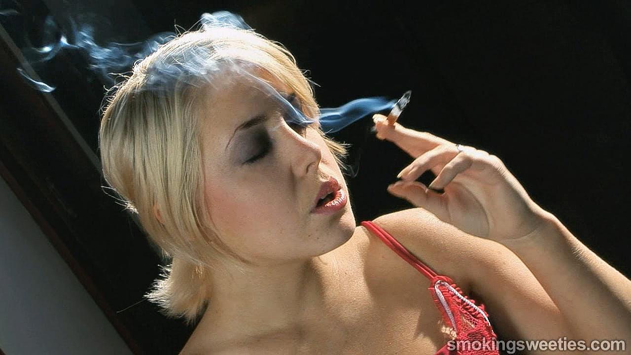 Jessica: Chain Smoking Girl