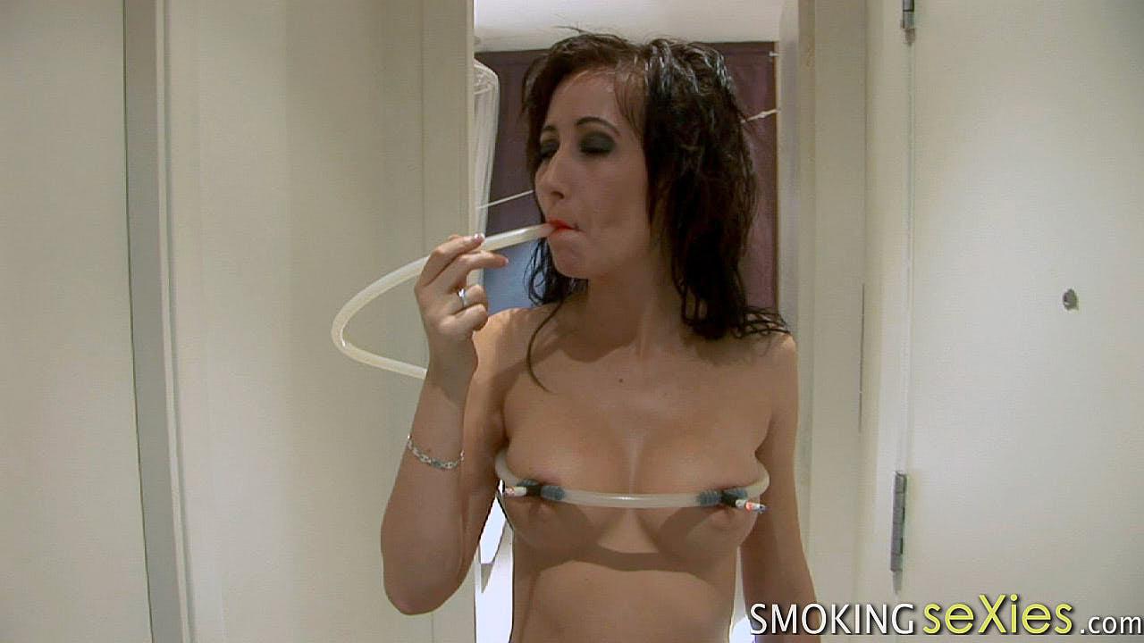 Julia: Double Smoking Device