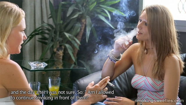 Karina: Smoking Interview