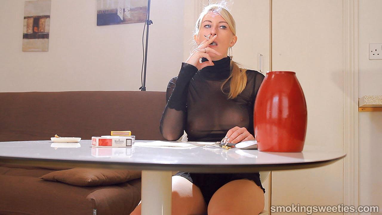 Katy: Smoking Interview