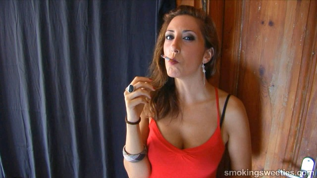 Laura: speed smoking 3 cigarettes.