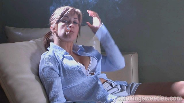Magda: Smoking and Watching TV