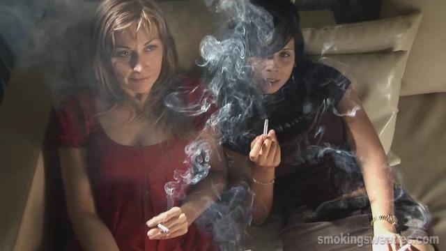 Magda - Yahima: Chain Smoking Chat