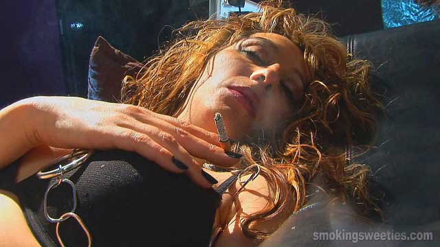Maria: Chain smoking relaxation