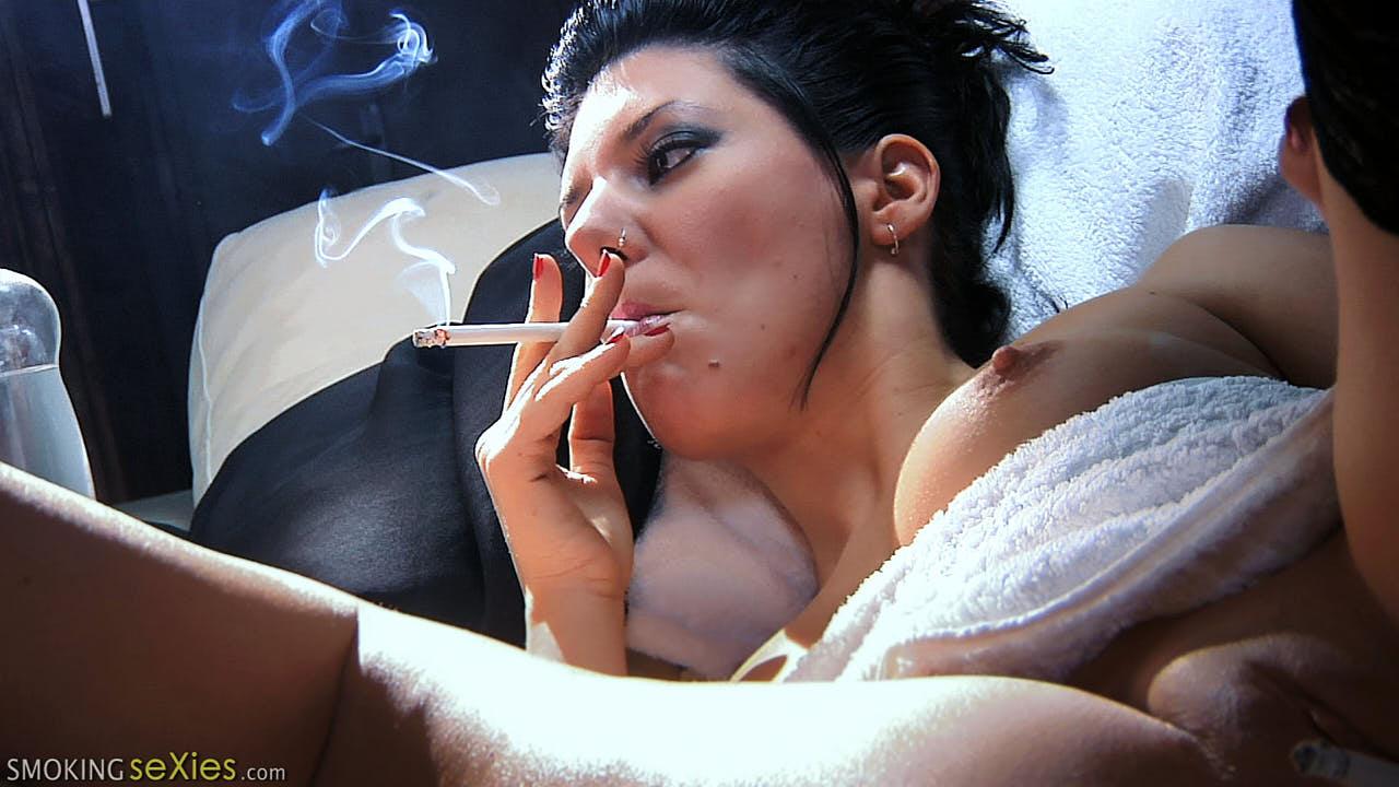 Sexy smoking clips, megan boone sex scene