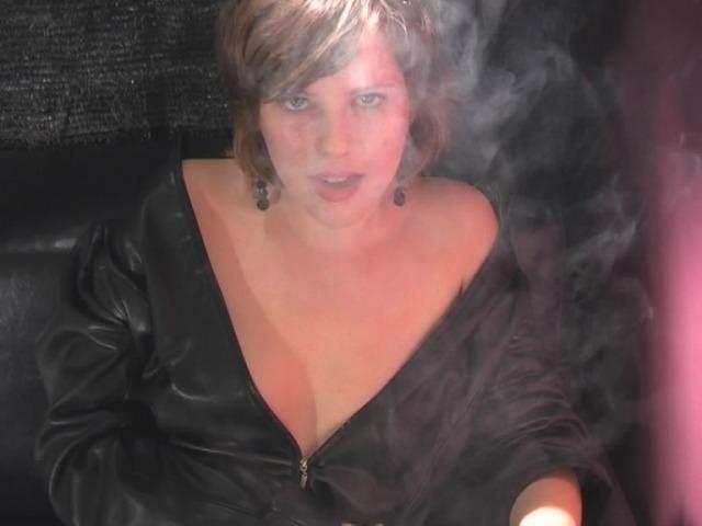 Olga: Smoking Girl Interview