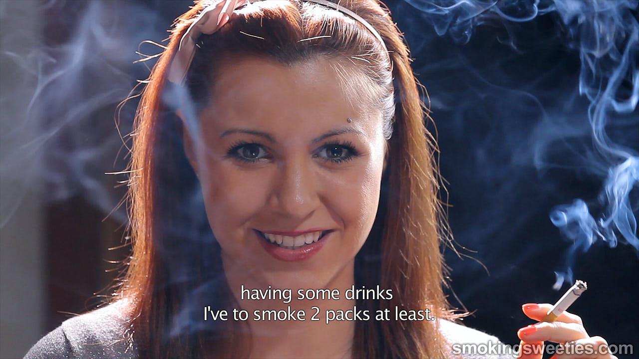 Rebeca: It makes me feel like a woman