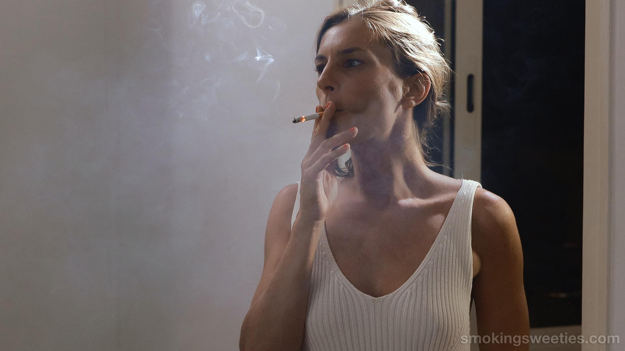 Sabrina: Smoking Trained Beauty