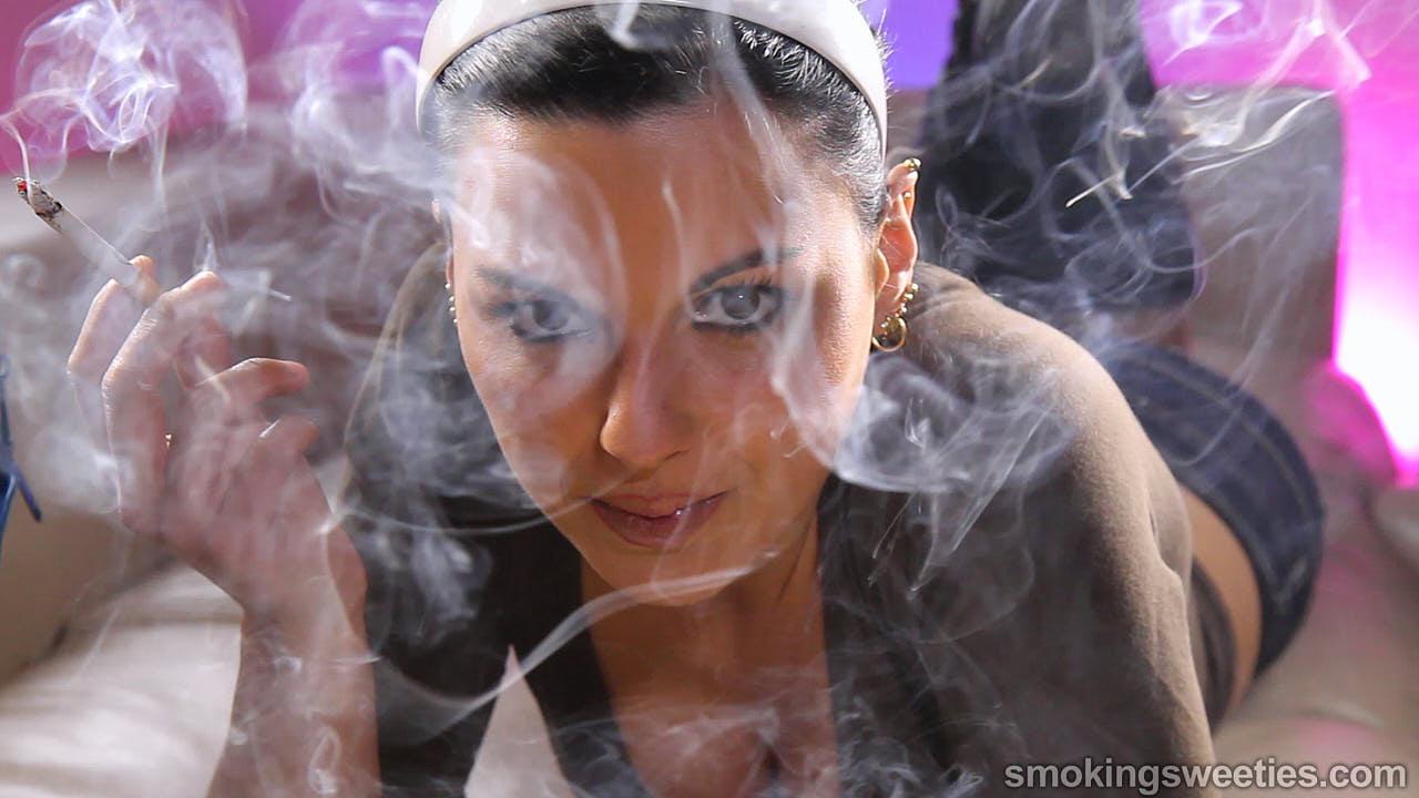 Sara: una fumatrice accanita