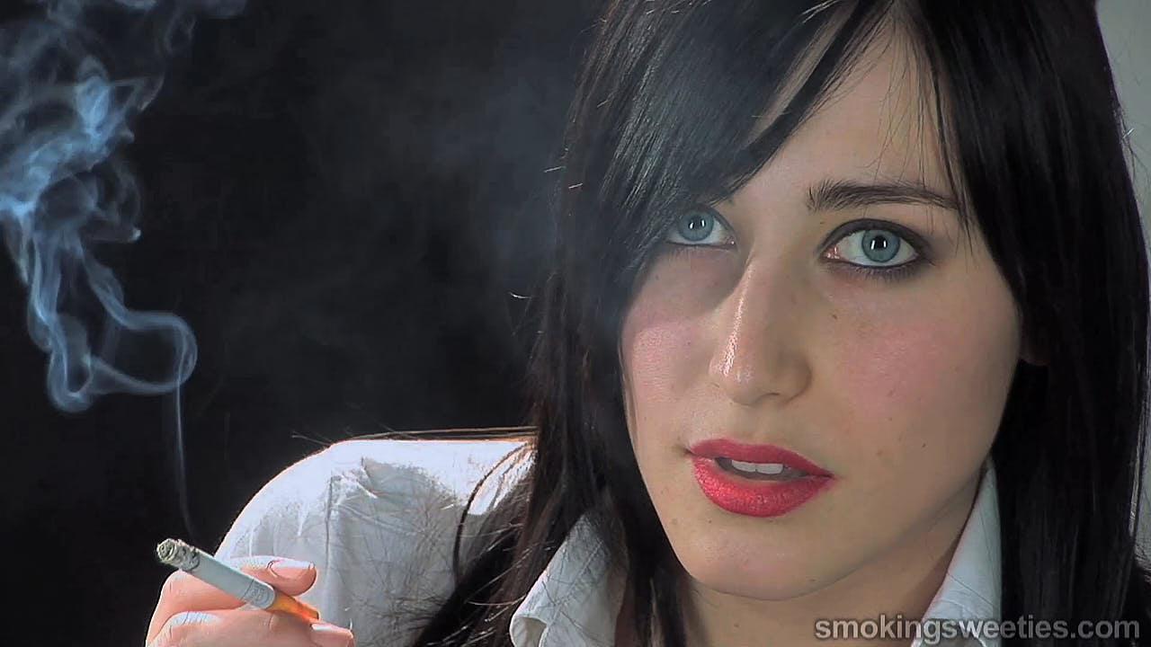 Sarah: Smoking Girl Interview