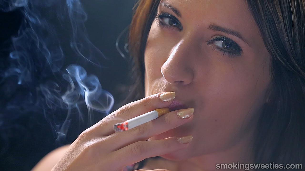 Sheila: Portrait of a Heavy Smoker