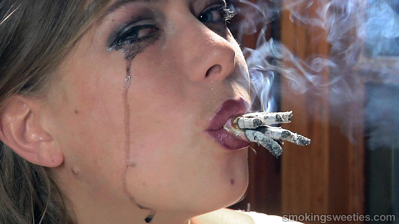 Sophie: Extremes Mehrfach-Rauchen