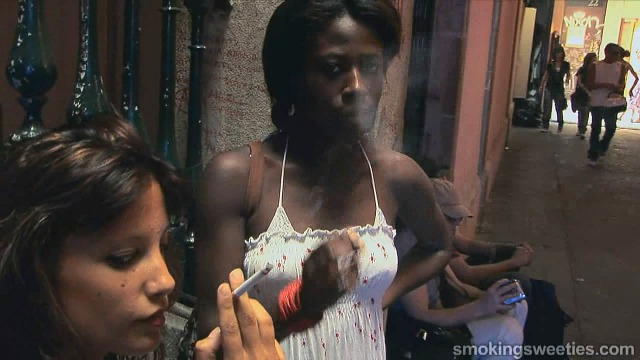 Streetlife 3 - French Smokers