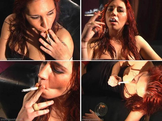 Tania heavy smoker