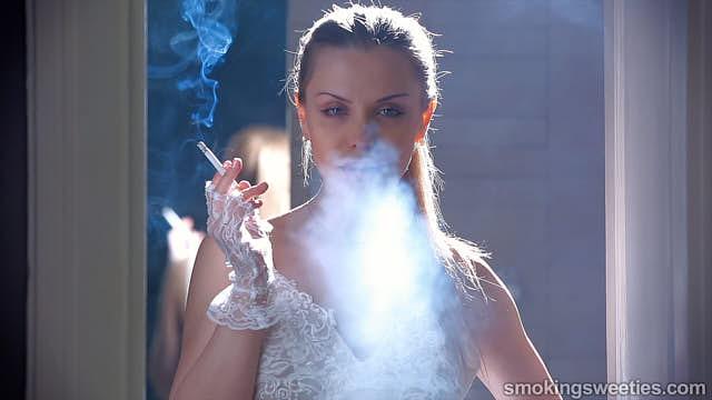 Alexia: fumer 7 cigarettes en un éclair