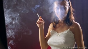 Bojana: Serious Smoking